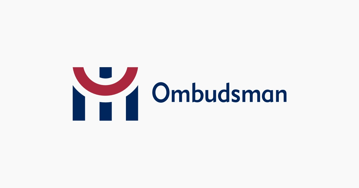 Make A Complaint | Ombudsman ie | The Office Of The Ombudsman
